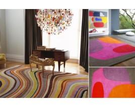 Современный дизайн ковров.