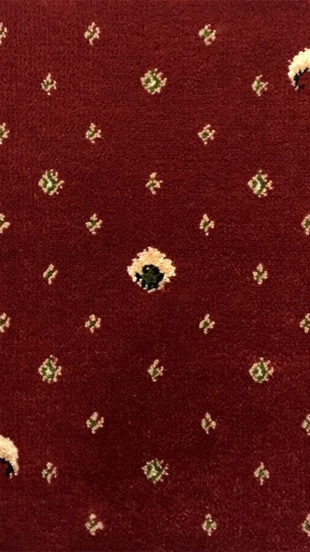 Ковролин Viktorija (lilija) 3661