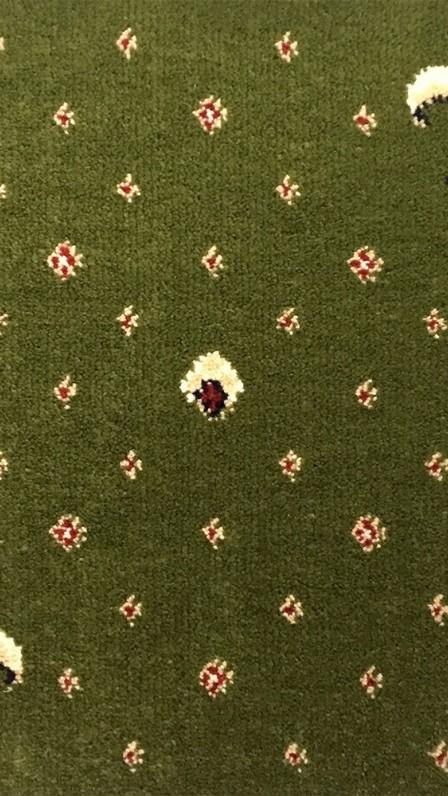 Ковролин Viktorija (lilija) 3664