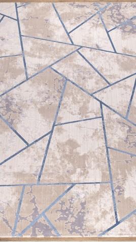Ковер Kalahari W1518 CREAM / BLUE