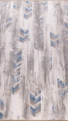 Ковер Kalahari W9732 L.BEIGE / L.BLUE