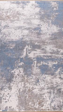 Ковер Kalahari W9734 CREAM / L.BLUE