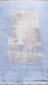 Ковер Art Deco 3035A CREAM2 / BLUE2