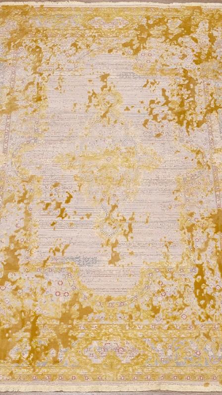 Ковер Art Deco 3041A CREAM / GOLD
