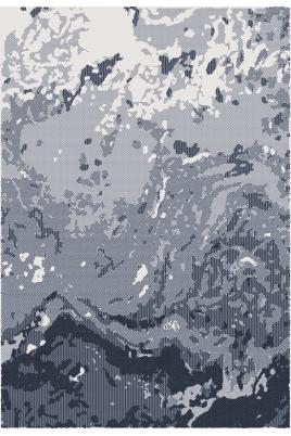 Ковер Декора (Сизаль) 52410 50622