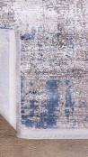 Ковер Doku B173E COKME_DGRAY / L_BLUE
