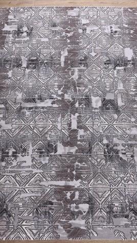 Ковер Kalahari W7212 L.GREY / D.BEİGE